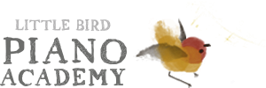 Little Bird Piano Academy Logo