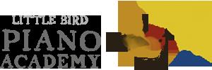 Little Bird Piano Academy Logo